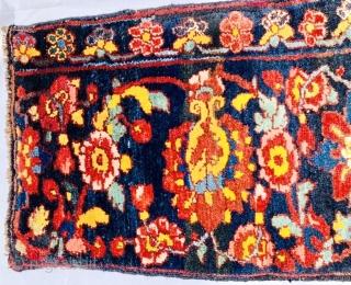 Armenian Bakhtiyari Wagireh 1880 circa,size 88x40cm