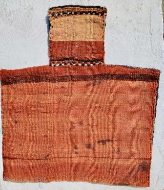 Afshar Namakdan(saltbag)1880 circa all good colors and good condition size 50x42cm