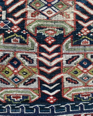 Lori Bakhtiyari Namakdan(SaltBag)soumac,size60x41cm