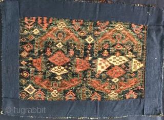kurdish bagface 1880 circa size 43x60cm