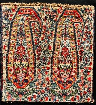 Senneh wagireh 1880 circa,size 40x39cm