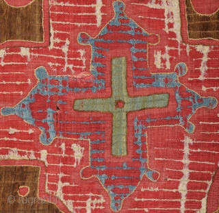 18th Century Kaitag Embroidery size 60x108 cm