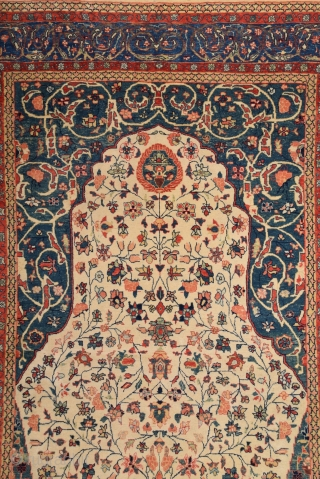 Persian (?) Prayer Rug size 135x225 cm