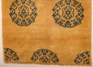 Late 19th Century Tibetan Khaden size 84x152 cm