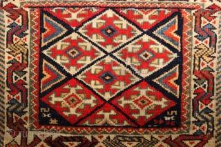 ca.1900 wonderfull Kashqai bagface,,wonderful Natural colours,,size:34x39 cm 1.2x1.4 ft