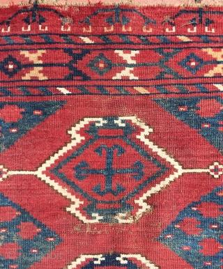 Turkoman Beshir Torba 140 x 90 cm