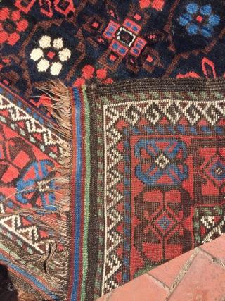 Baluch Rug good condition 230(245) x 133 cm