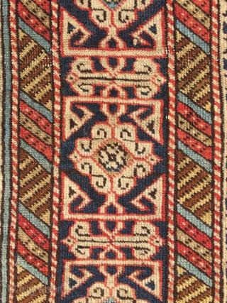 Shirvan Perepedil Rug 203 x 148 cm