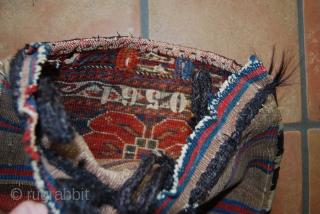 Old Afshar bag, 46 x 31 cm