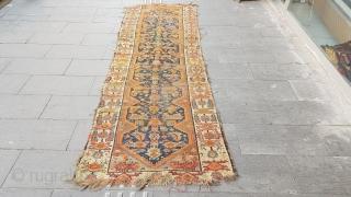 Size : 98 x 305 (cm), Kazakh .