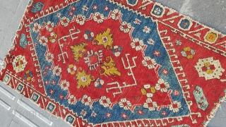 Size : 83 x 122 (cm), West anatolia , Bergama !