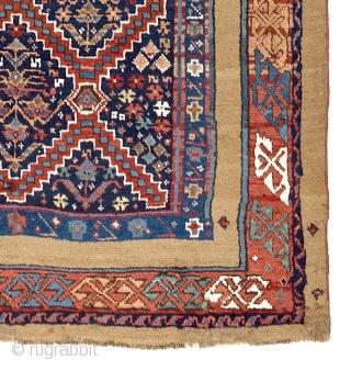 "Antique Persian Serab Runner, 4'6"" x 11'6"" (138x350 cm)"