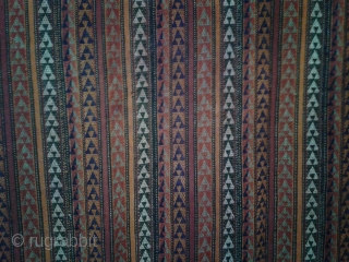 amazing Shagha jajim from bidjar-Iran belongs to the early 20th century. vegetable dye color. 185*210cm shipping with UPS.