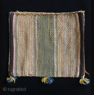 Tutorial Part 8  - Another type of Aymara Bag  - The Alforja – A Medicine Man's Bag   There is another type of warp-faced bag woven by the Aymara of Bolivia that  ...