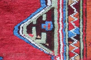 Early 19th century Anatolian prayer rug
