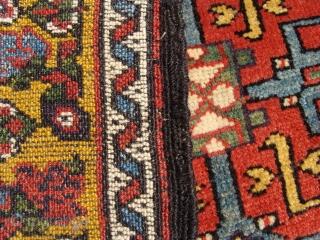 Veramin bagface. 2' x 2' Fantastic colours