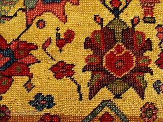 """All wool Bidjar 11'2"""" x 7'5""""/ 340 x 227cm art in motion"""