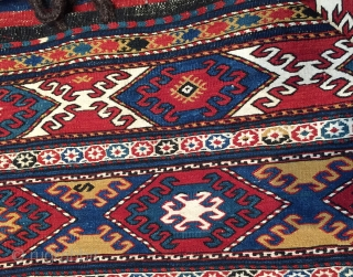 Caucasian sumakh cradle Top condition and very nice color