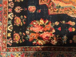 Bahtiyari rug Size 280/130 cm