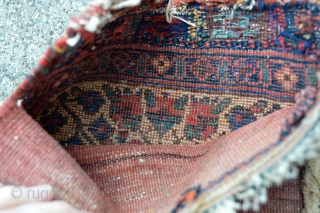 Fresh Small Antique Little Afshar Chanteh