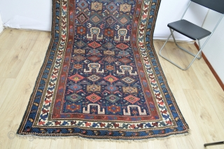 """Music for the eyes """"  just as a Zefiro Torna from Monteverdi 's song Nuria Rial and Philippe Jarousky :) """" makes your day happy Caucasian area rug  Size 335 x  ..."""