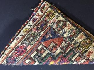 Caucasian bagface Size:48x44cm / 19x17 inc