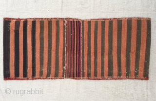 "Veramin saddle bag Size:133x55 Cm /  4'4"" x 1'10"""