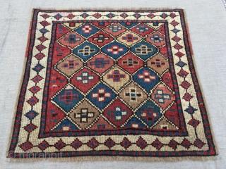 Shahsewan bagface Size:49x52 cm / 19x20 inc