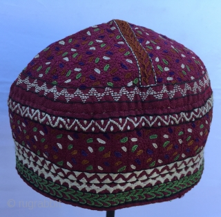 Hat from CentralAsia (Turkoman)