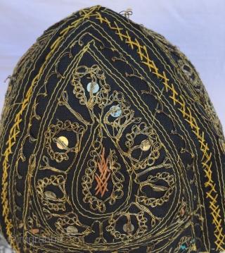 Bursa region Turkish Metal thread Hat