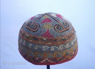 Central Asian Turkmen Hat