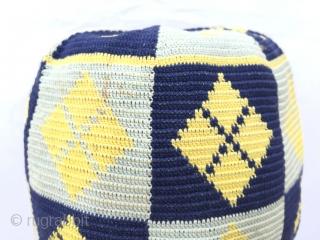 Syrian hat.