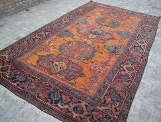 Persian Carpet Size 4.00m x 2.42m