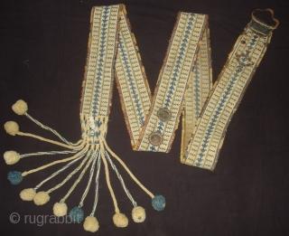 Lahariya Design Tung The Camel Decoration Belt From