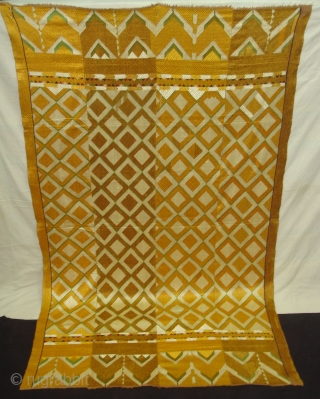 Phulkari From West(Pakistan)Punjab.India.known as Patang Design Bagh(DSC01247 New).
