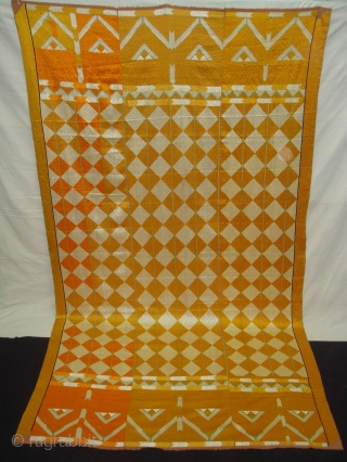 Phulkari From West(Pakistan)Punjab.India.known as Burfi Design Bagh(DSC01255 New).