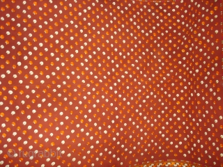 Phulkari From East (India)Punjab.known as Buti Phulkari(DSC01005 New).