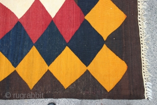 Tadschik Kilim 650x320cm, perfect condition