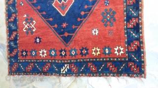 Antique Kazak, probably Armenian, 205 x 138 Price upon request