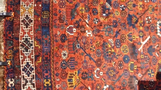 South Persia, 200 x 165, perfect condition. Price upon request