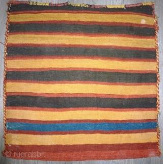 Antique Bag probably east Anatoli, Karakoyunlu tribe,Taurus mountains. 74 x 74. Price upon request