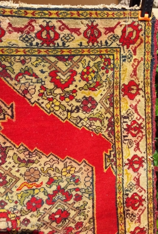 Very fine Tabriz, circa 1900, 70 x 58 Price upon request