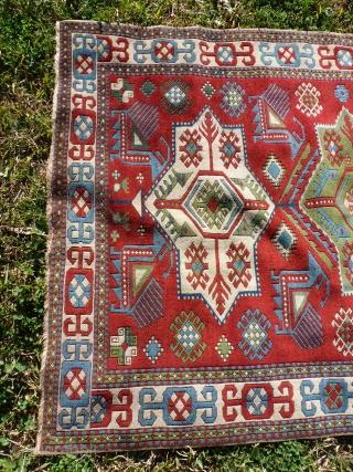 Caucase, may be Actafa ? Circa 1900, good conditions, 175 x 122. Price upon request