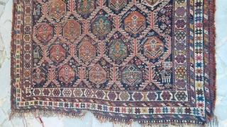 Gachgai Antique,  unusual design, 250 x 150. Price upon request