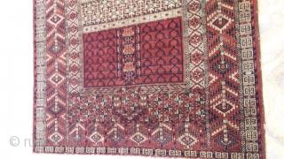 Original Ensi Tekke, circa 1870, 165 x 130 Price upon request