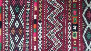 Moroccan kilim, 100 x 65,  Price upon request