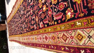 Old Karabagh, 480 x 112, beautiful tender colors. Price upon request