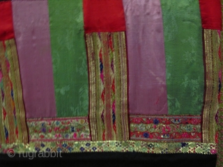 Tai Mao Tube Skirt : Tai Mao is one group of Tai language speaking ethnics. They live along Mao River that stretches between the border of Burma in Shan State and the  ...