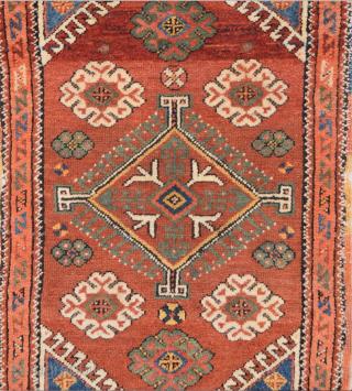 19th Century West Anatolian Çal Yastık Size 60 x 95 cm