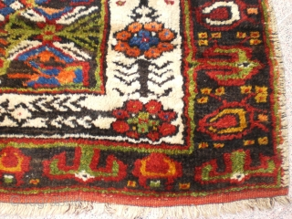 Early, Central Anatolian, Tulip design KARAPINAR, ...rare !!!!!! size: 215 x 115 cm